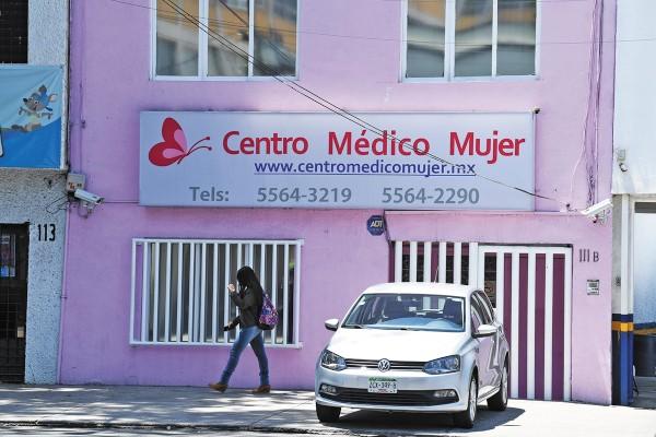 SALUD. En la capital, entre 2016 y junio de 2019, se interrumpieron 58 mil 373 embarazos.  Foto: Leslie Pérez.