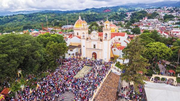 XICO. Es la cabecera del municipio veracruzano del mismo nombre, situado en la zona centro occidental y es un pueblo mágico. Foto: CUARTOSCURO
