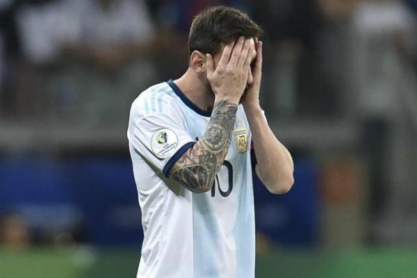 El delantero argentino se perderá el inicio de las eliminatorias rumbo a Qatar 2022. Foto: Especial.