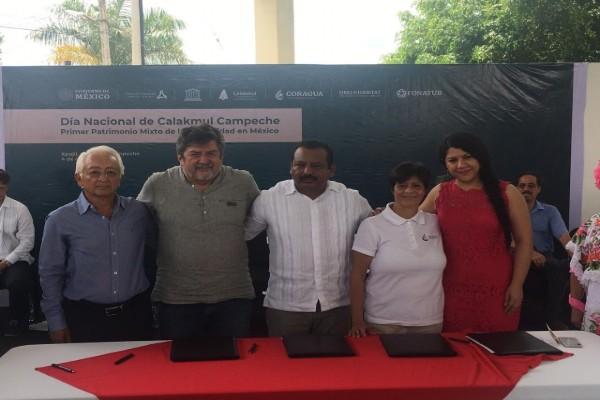 Campeche invertirá en zona de Calakmul