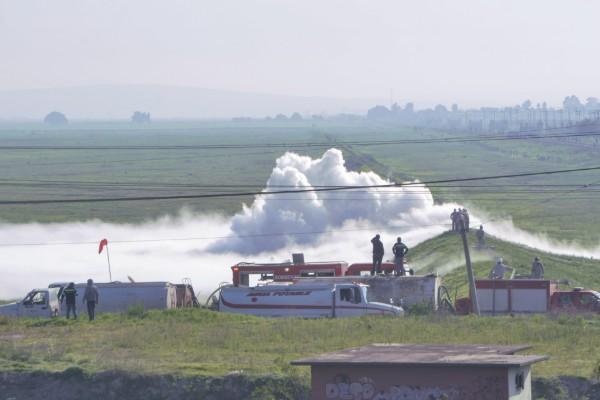Robo de gas en Puebla bajará con la ayuda de la Guardia Nacional
