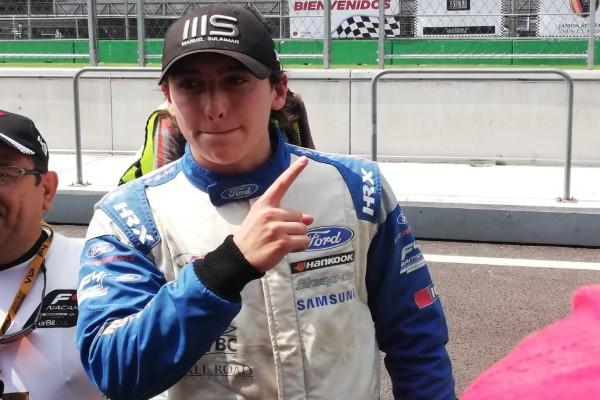 Manuel Sulaimán es el campeón de la Fórmula 4 NACAM