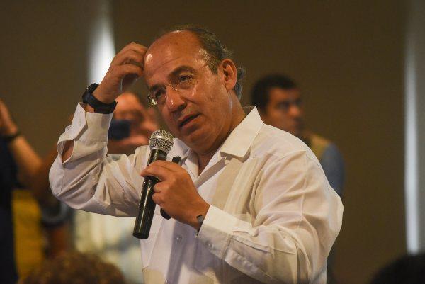 Felipe Calderón AMLO México