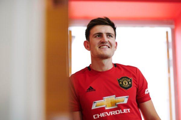 Harry Maguire Premier League Manchester United