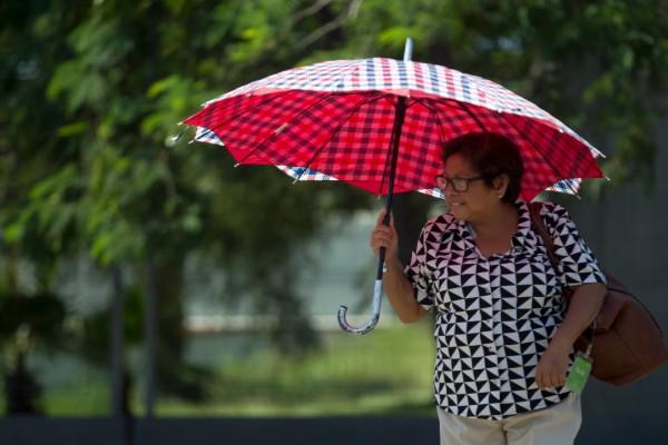 En el mes de julio es en el que más calor se ha registrado