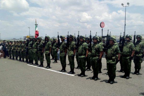 Sedena Militares Cocaína