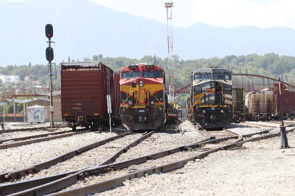 La reportera de Coahuila, relata el accidente de José Santos Hernández, migrante hondureño que abordaba el tren
