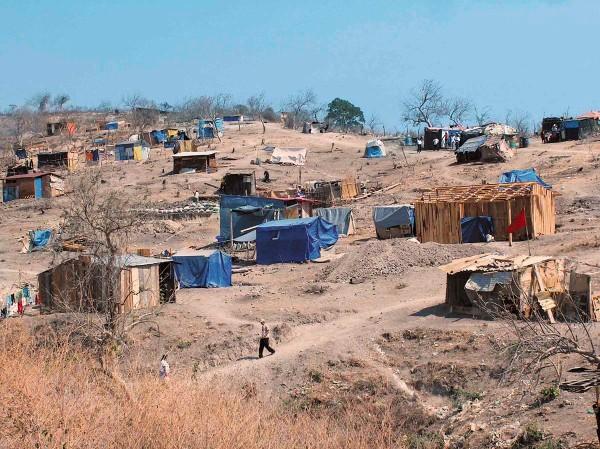 PANORAMA. En 10 años, los mexicanos en pobreza extrema pasaron de 12.3 a 9.3 millones. Foto: Cuartoscuro