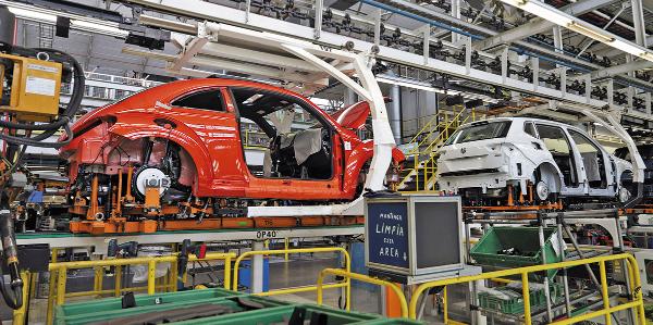 Valor. El estado se caracteriza por contar con una industria automotriz consolidada. Foto: Enfoque