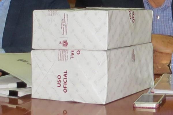 Coparmex apremio entregar presupuesta para 2020