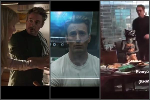 Escenas eliminadas de Avengers Endgame. Foto: Especial