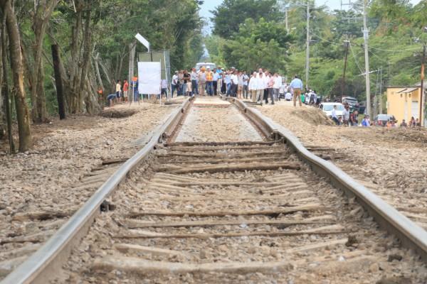 El transporte de carga será la principal fuente de ingreso para el Tren Maya Foto: Cuartoscuro