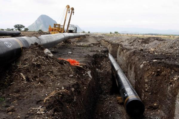 El gasoducto marino Texas-Tuxpan, a cargo de IEnova y Transcanada, forma parte de las negociaciones