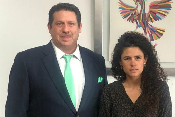 El Presidente de Scholas en México informó sobre el encuentro. Foto: Especial.