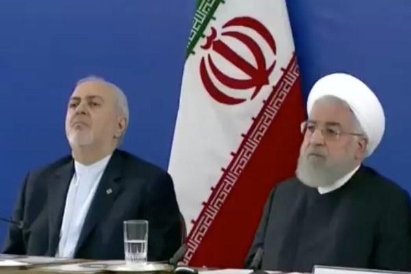 Si Estados Unidos quiere negociar con Irán, entonces debe levantar todas las sanciones, dijo Rouhani. Foto: Especial
