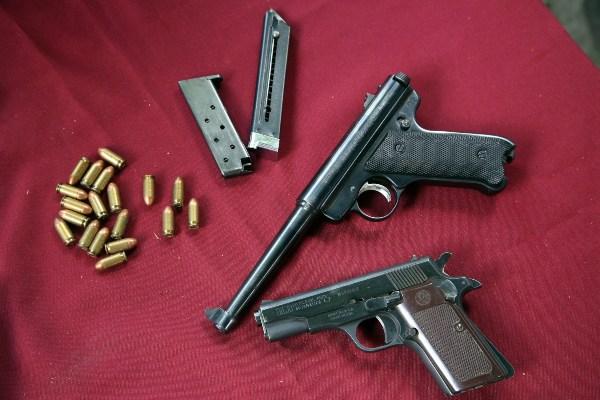 Las autoridades mantienen el programa de canje de armas a cargo de esta dependencia. Foto: Archivo | Cuartoscuro