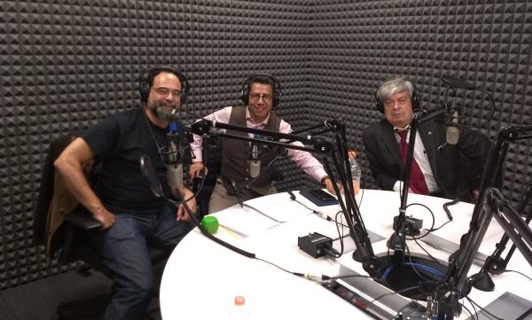 Mesa de Opinión A fuego lento, venta de armas, terrorismo, Alfredo González, El Heraldo Radio