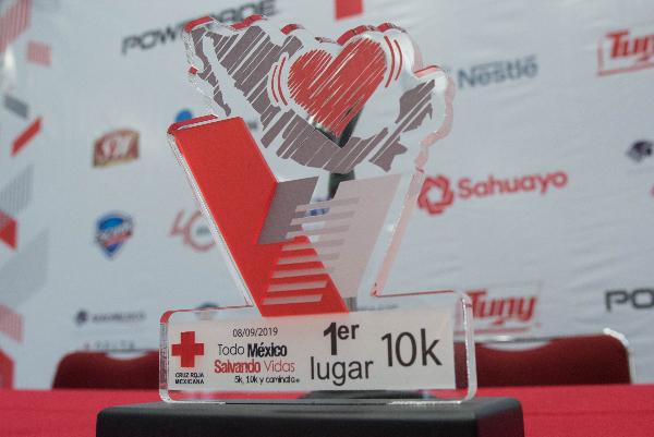 carrera, ejercicio, Cruz Roja Mexicana, El Heraldo Radio