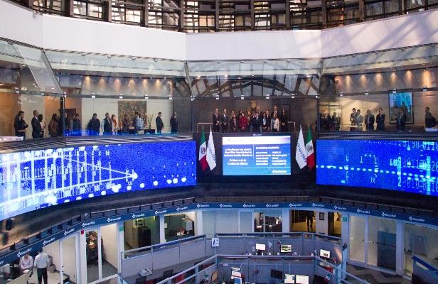 Bolsa Mexicana de valores y mediciones