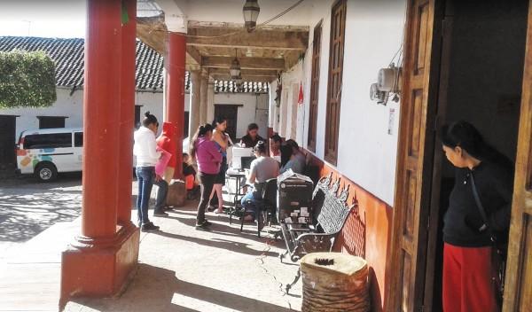TEMOR. En Zurumucapio, mataron a otra mujer. Foto: Especial.