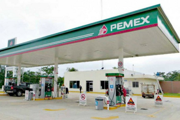 Pemex Gasolineras
