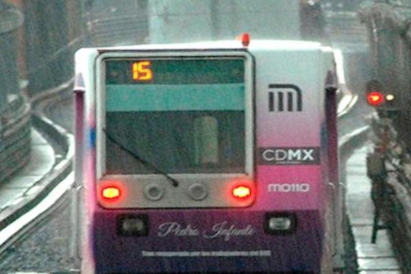 Metro-lluvia-CDMX-marcha-de-seguridad