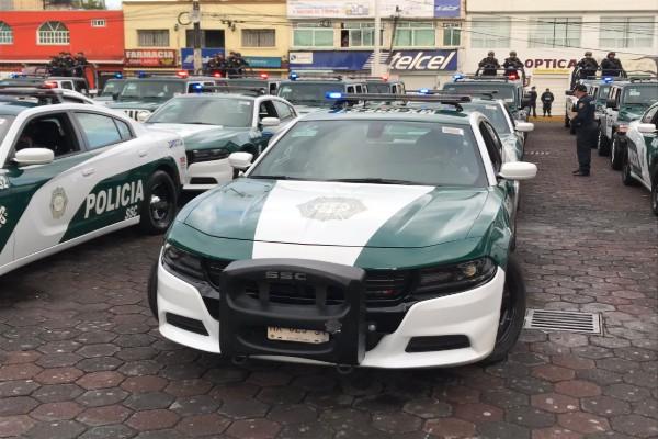 Nuevas patrullas en Tláhuac