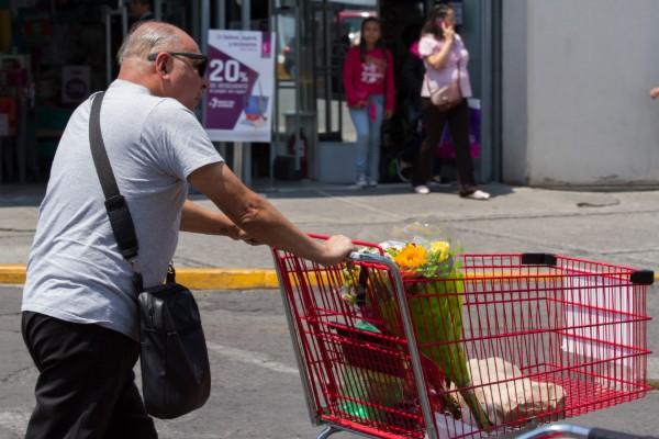 Consumo privado se reduce en mayo