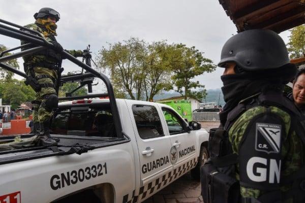 Guardia Nacional protegerá paraderos de la GAM