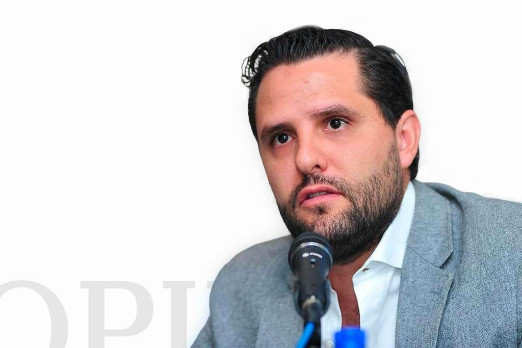 Guillermo Lerdo de Tejeda Servitje / Diputado del Congreso de la Ciudad de México