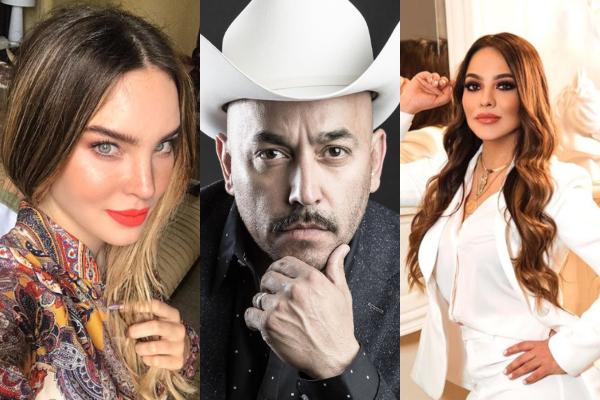 ¿Por qué Mayeli Alonso quiere invitar a cenar a Lupillo Rivera y a Belinda?