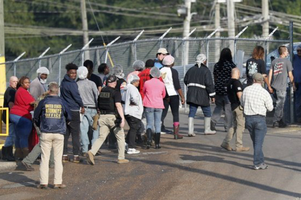 Fueron detenidos más de 600 indocumentados. Foto: Especial.