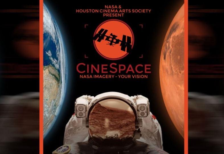 """El tema espacial llegará a la Cineteca Nacional con el festival internacional de cortometrajes """"CineSpace"""", de NASA y la Houston Cinema Arts Society. Foto: Twitter"""