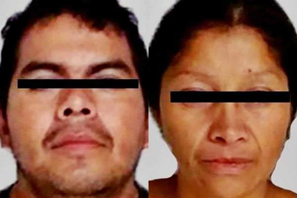 """Los """"monstruos"""" de Ecatepec, en esta nueva sentencia fueron encontrados culpables del delito de Feminicidio. Foto: Especial"""