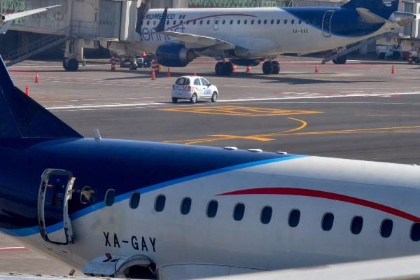 Aeroméxico alega que la empresa tiene subsidio de su gobierno. Foto: Archivo   Cuartoscuro