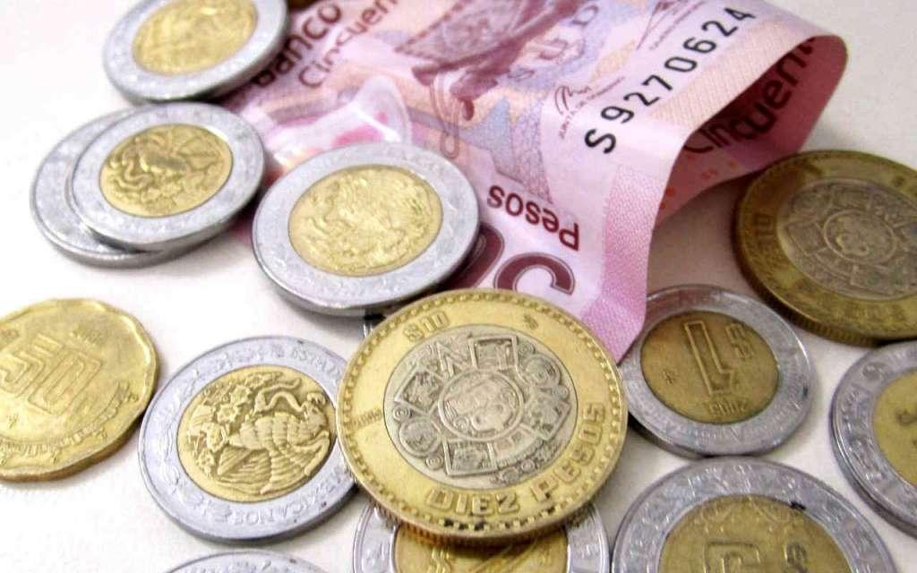 El peso mexicano FOTO:ESPECIAL