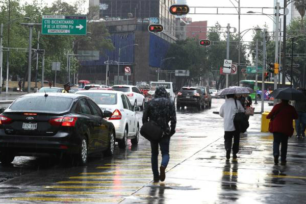 Se prevé lluvia entre 15 y 29 milímetros. Foto: Especial.