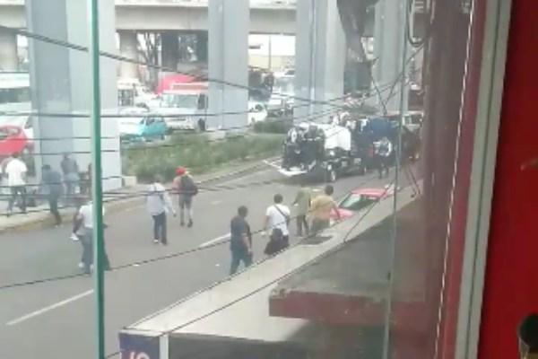 En redes sociales las personas reprobaron la actuación de los presuntos comerciantes. Foto: Especial