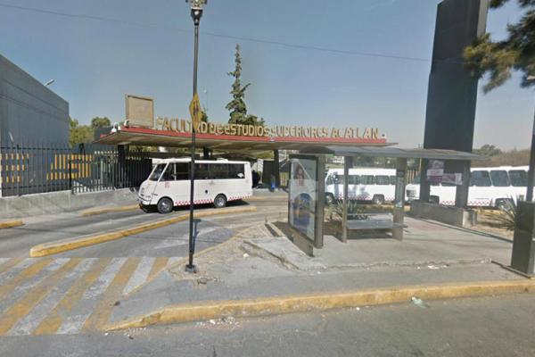El 5 de agosto el área de jurídico del campus recibió un reporte del robo. Foto: Especial.