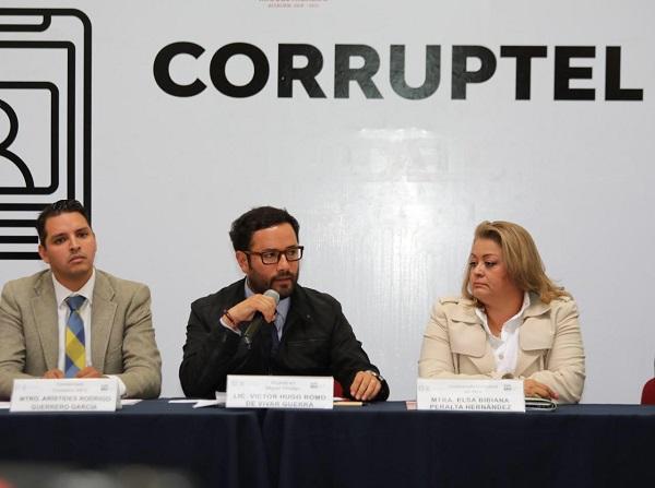 Corruptel MH es un programa innovador, que surge del reclamo social para desterrar la corrupción y la impunidad. Foto: Especial