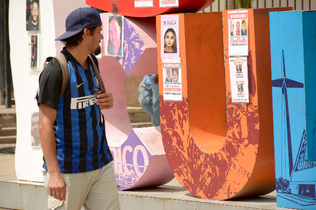 Caso de personas desaparecidas en Sinaloa, acto de impunidad. FOTO: Cuartoscuro.