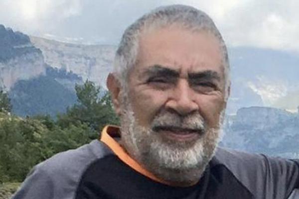 Jesús Ríos González tiene 71 años de edad. Foto: Especial.