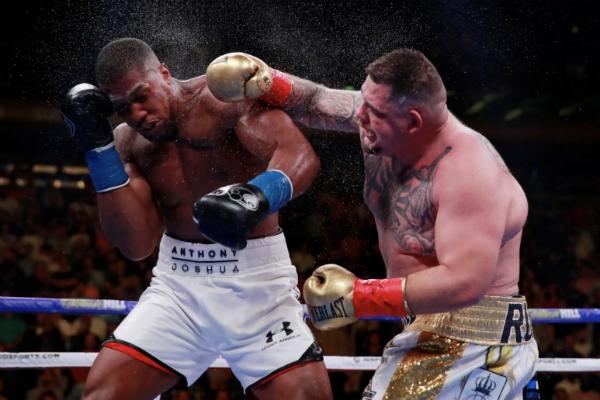 La pelea será en Arabia Saudita. Foto: Especial.