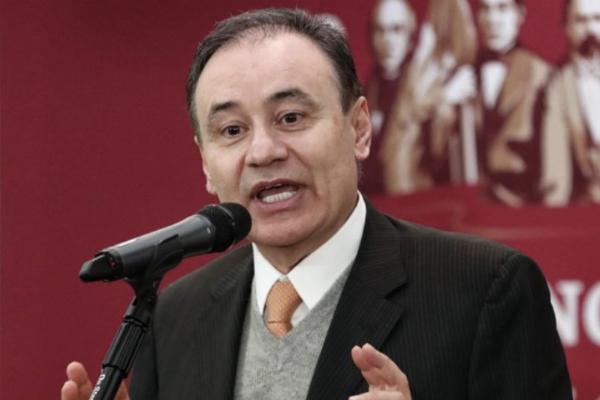 Alfonso Durazo, titular de la Secretaría de Seguridad y Protección Ciudadana. Foto: Especial.