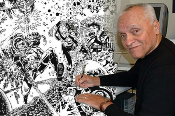 Superhéroes de luto: Muere Ernie Colón, legendario artista del cómic