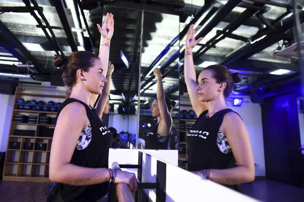 BARRE MX. Una disciplina divertida, eficiente y apta para cualquier persona. Foto: Leslie Pérez