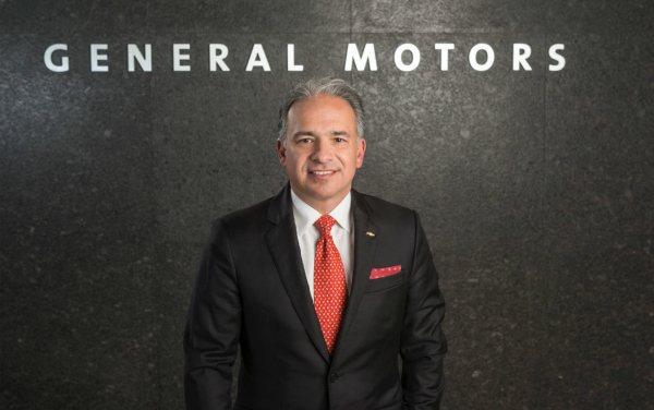 TIMÓN. Francisco Garza será el responsable de la operación de GM en el país, a partir de septiembre. Foto: Cortesía.