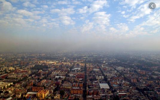 Sin embargo, las personas que son extremadamente sensibles a la contaminación deben limitar los esfuerzos prolongados al aire libre. Foto: Especial.