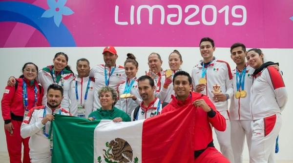 En la cita de Mar de Plata 95, México logró 23 presas de oro, 20 de plata y 37 de bronce, lo que significó la mejor actuación fuera de casa. Foto Mexsport
