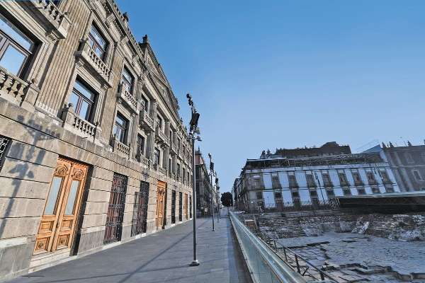 USO. El Consejo Nacional para la Cultura y las Artes y la Secretaría de Cultura se hicieron cargo del edificio. Foto: Pablo Salazar Solíz